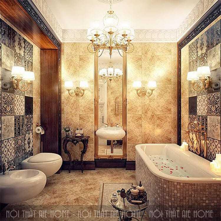 Cách thiết kế phòng tắm spa độc đáo ngay tại nhà