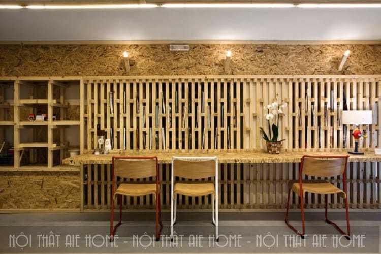Cẩm nang thiết kế quán cafe bằng gỗ độc đáo, lạ mắt, thu hút khách hàng
