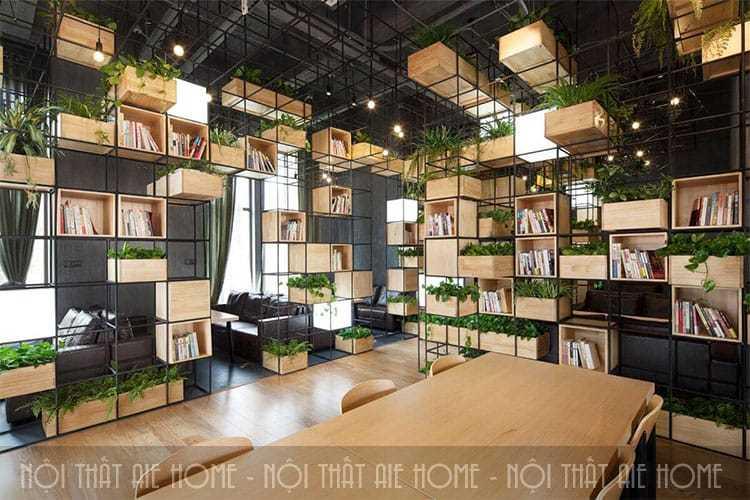 Hướng dẫn chi tiết thiết kế quán cafe cần bao nhiêu vốn?