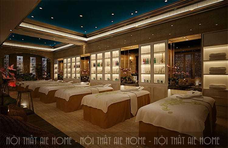 AIE PLUS - Dịch vụ thiết kế spa chuyên nghiệp tại Hà Nội