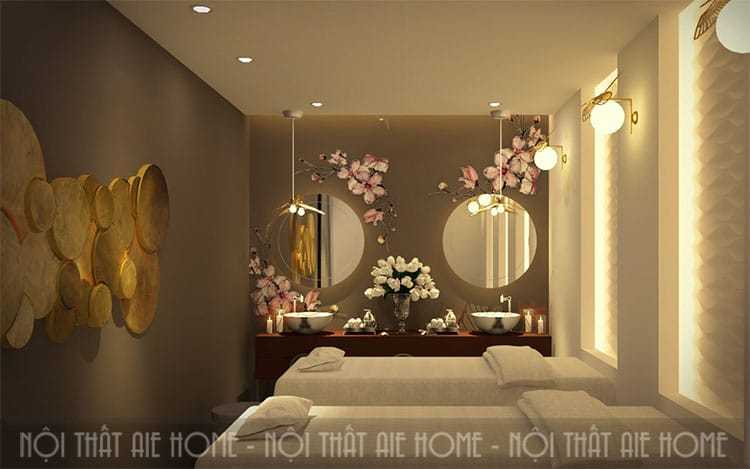 Thiết kế spa Dora