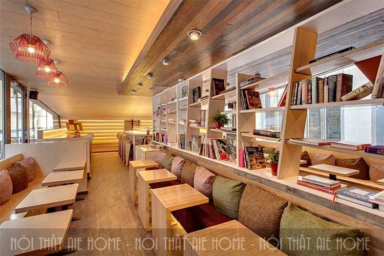 Thiết kế thi công quán cafe, 4 bước từ lên ý tưởng đến khi thực hiện