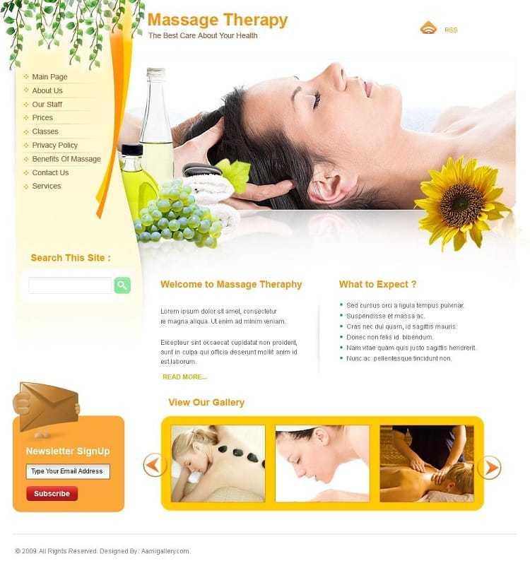 Những yêu cầu cần biết khi thiết kế website spa chuyên nghiệp, hiệu quả