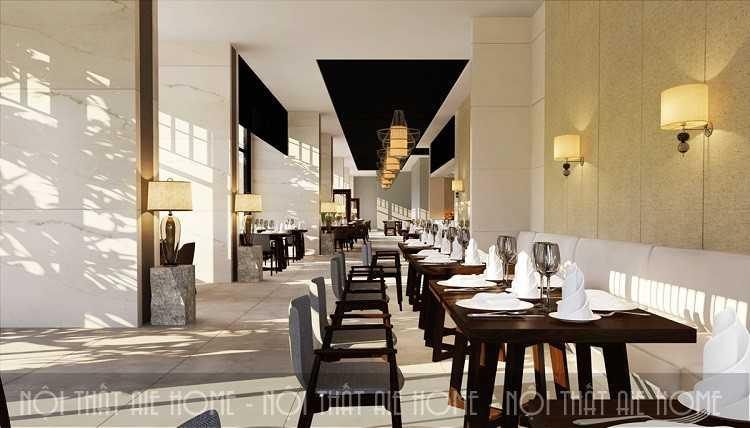 5 bí quyết trang trí nhà hàng đẹp hút hồn mọi vị khách