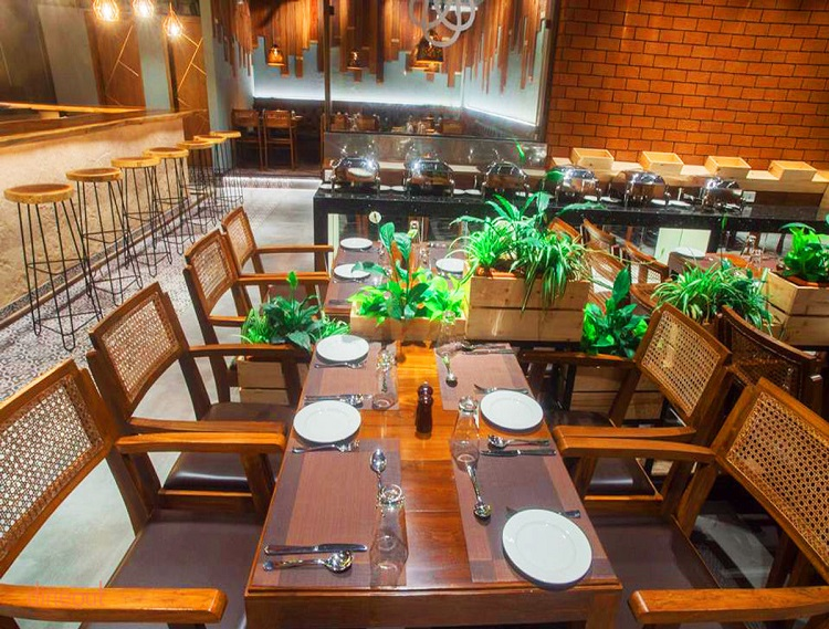 5 mẫu thiết kế nhà hàng ăn uống thu hút khách xu hướng 2021