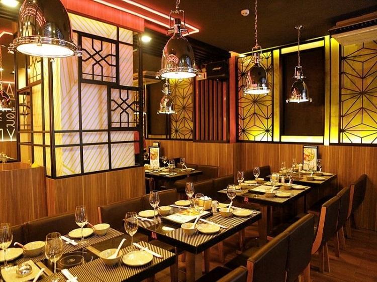 3 mẫu phong cách thiết kế nhà hàng lẩu phổ biến ấn tượng hiện nay