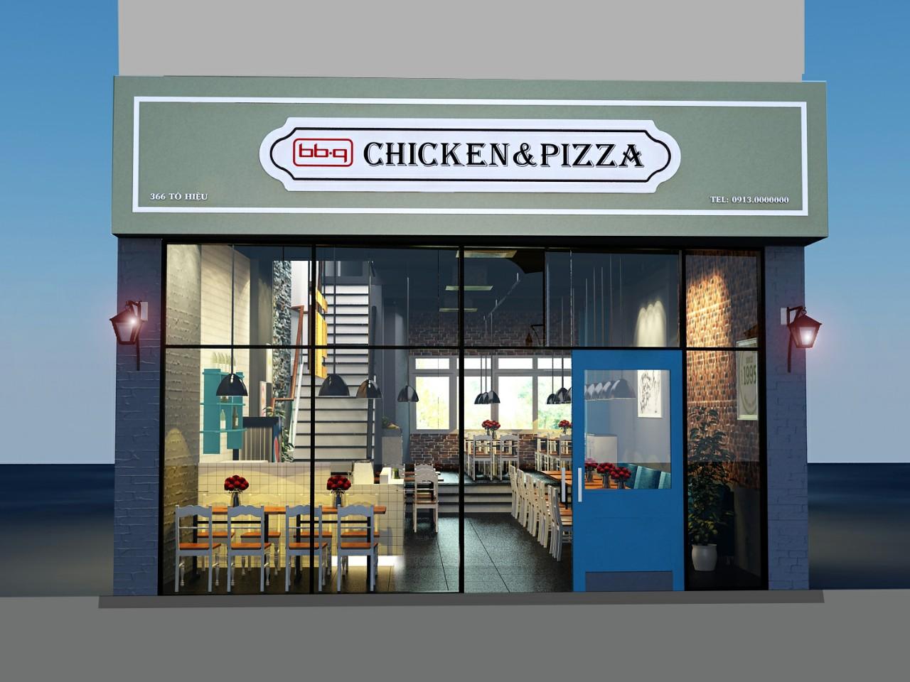Nhà hàng BBQ Chiken