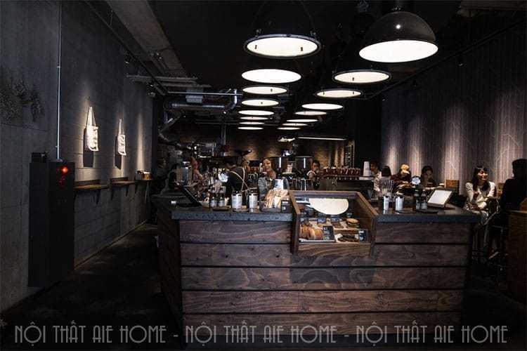 3 xu hướng thiết kế quán cafe nước ngoài hút khách nhất