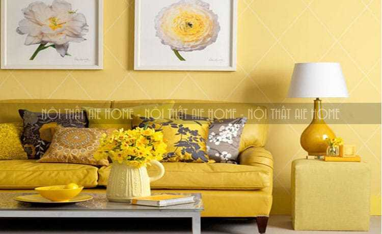 Ý nghĩa của màu sơn tường với ngôi nhà của bạn