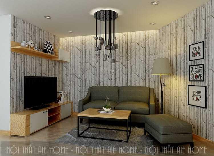Những ý tưởng thiết kế nội thất chung cư cho cuộc sống tiện nghi đầy đủ