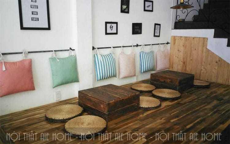 6 ý tưởng thiết kế quán cafe cực hút khách hiện nay