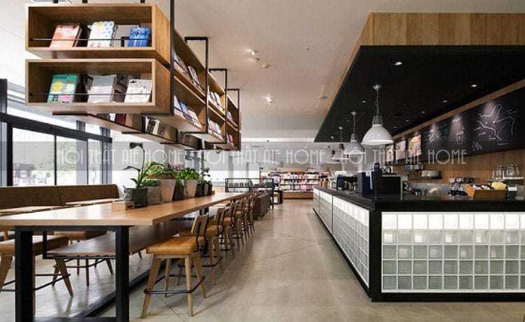 Ý tưởng thiết kế quán cafe độc đáo trong kinh doanh
